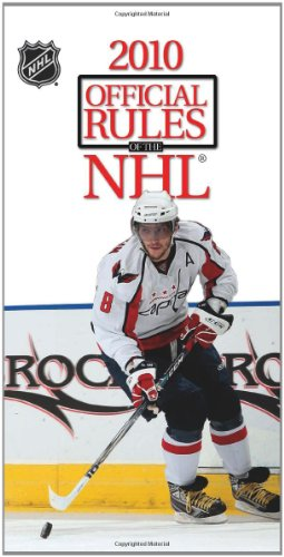 2010 Official Rules of the NHL PDF