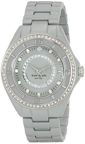 Kate Spade New York Donna in 1YRU0620 porto Grand analog display al quarzo giapponese Grey Watch