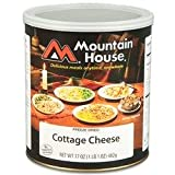 Mountain House 0030552 Cottage Cheese #10 Can