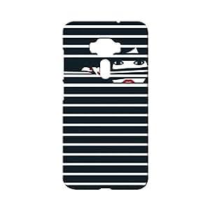 G-STAR Designer Printed Back case cover for Asus Zenfone 3 - G0508