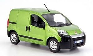 Fiat Fiorino, met.-light-green , 2008, Model Car, Ready-made, Norev 1:43