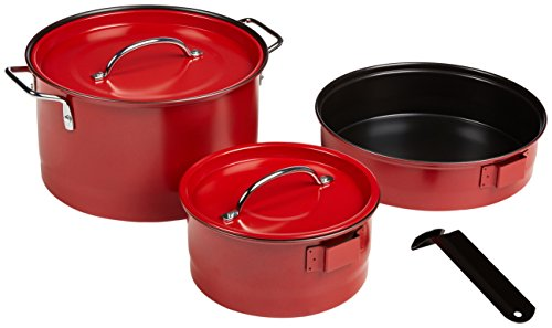 Coleman 6-Piece Cookware Set (Camp Cook Pans compare prices)