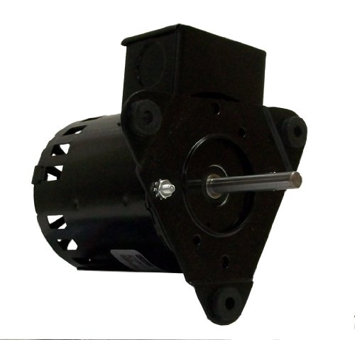 Fasco D1173 3.3-Inch Diameter Shaded Pole Motor, 1/30 Hp, 115 Volts, 1500 Rpm, 1 Speed, 1.2 Amps, Cw Rotation, Ball Bearing