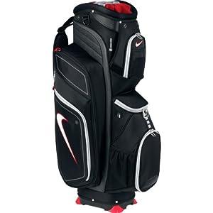 Amazon.com : Nike Golf M9 II Cart Golf Bag, Blackened Blue