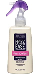 John Frieda Frizz Ease Heat Defeat Protective Styling Spray By JOHN FRIEDA, 6 Ounce