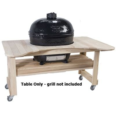 Oval XL 400 Cypress Table (Cypress Grill compare prices)