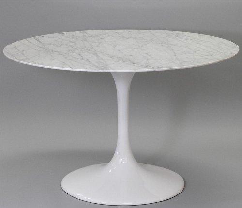 Round Kitchen Table Sets Eero Saarinen Tulip Dining Table White - 48 tulip table