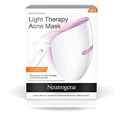Best Cheap Deals for Neutrogena Light Therapy Acne Mask from Johnson & Johnson Consumer Inc. - Free 2 Day Shipping Available