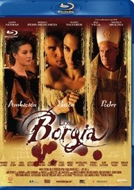 The Borgia (2006) ( Los Borgia ) [ Origine Espagnole, Sans Langue Francaise ] (Blu-Ray)