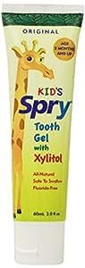 Xlear Spry Tooth Gel Original Flavor (Pack of 2)