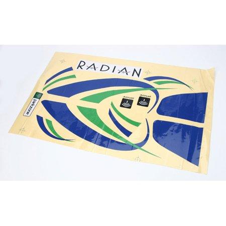 Decal Sheet: Radian - 1