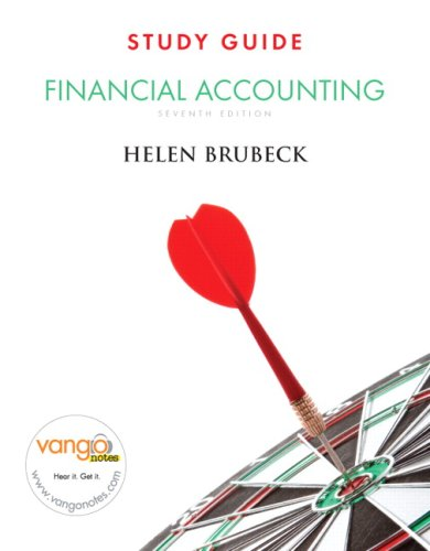 Study Guide with DemoDocs for Financial Accounting