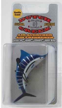 Dutch Creek AQM1 Air Quencher Air Freshener, Marlin Model, Vanilla Scent