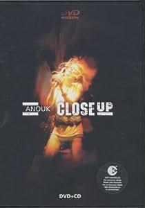 Anouk - Close up (+ Audio-CD) [2 DVDs]