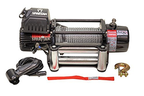 DK2-12000-Warrior-Spartan-Electric-Winch-with-Steel-Cable-12V-12000-Lb