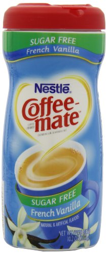 Coffee-Mate French Vanilla, Sugar-Free Powdered Coffee Creamer, 10.2-Ounce Units (Pack of 6) at Sears.com