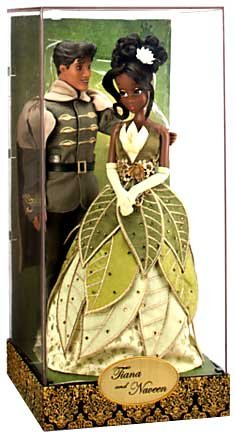 Disney Fairytale Designer Collection Tiana And Prince Naveen front-963736