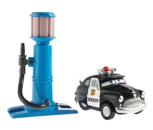 Mattel Cars Pump N Go Air Racer Sheriff at Sears.com