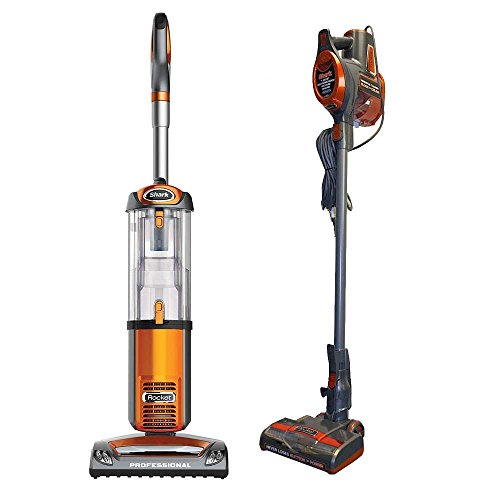 Shark Rocket Vacuum + Rocket Ultralight Vacuum, Orange, Certified Refurbished (Shark Rocket Filter Nv480 compare prices)