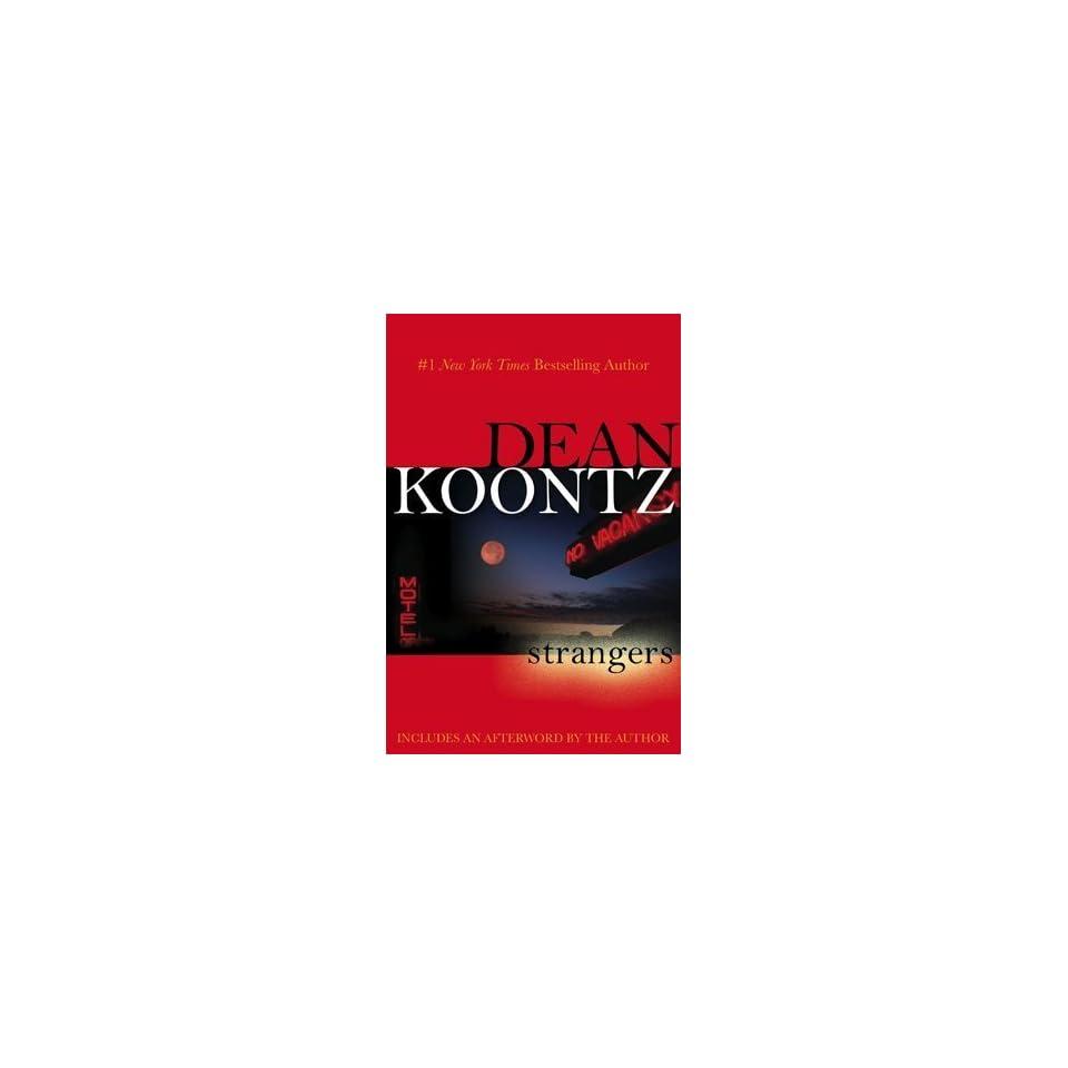 dean koontz strangers audiobook
