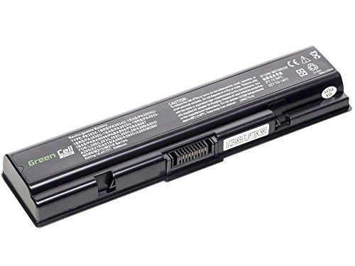 Green Cell® PRO Series Laptop Notebook Akku Batterie für Toshiba Satellite L500-208 (Original Zellen von Samsung, 5200mAh)