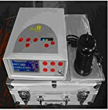 For one Persons Ion cleanse detox foot spa with big LCD display and infrared belt -- A02