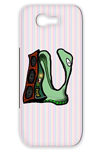 Shock Absorption Speaker Slug Subwoofer Sound Fesh Cool Funny Cartoon Protective Hard Case For Sumsang Galaxy Note 2 Tpu Green