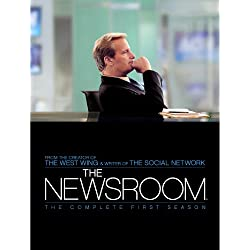 Newsroom: The Complete First Season [DVD] [Import]