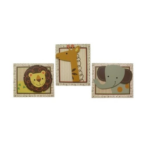 Timbuktu Wall Hangings by Lambs & Ivy