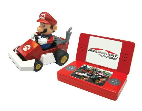 Toy Game On Ds : Radio control mario kart ds toy toys games remote