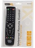 basicXL BXL-RC001 Télécommande universelle Noir