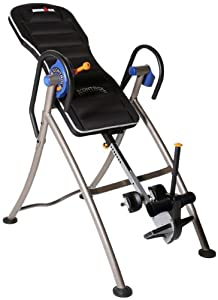 Buy Ironman iControl 600 Weight Extended Disk Brake System Inversion Table with Air Tech Backrest by IronMan