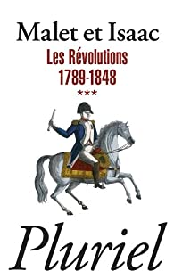 Les révolutions Volume 3 par  Malet et Isaac