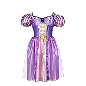 Creative Designs Disney Princess Rapunzel Dress - Girls Sizes 4-6X at Sears.com