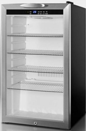 Commercial Beverage Cooler front-24782