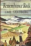 Remembrance Rock (0151767998) by Sandburg, Carl