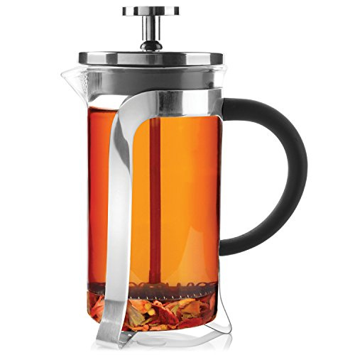 FORTE TEA PRESS French Press by Tea Forte (Loose Tea French Press compare prices)