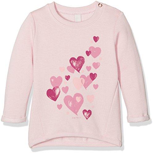 Esprit Kids RI1504B, Felpa Bimbo, Rosa (Light Pink 690), 24 Mesi