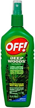 12-Pack Off! Deep Woods Spritz 9-Ounce Bottles