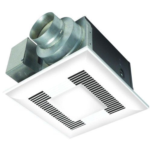 panasonic fv 08vqcl6 ventilation fan light combination white x. Black Bedroom Furniture Sets. Home Design Ideas
