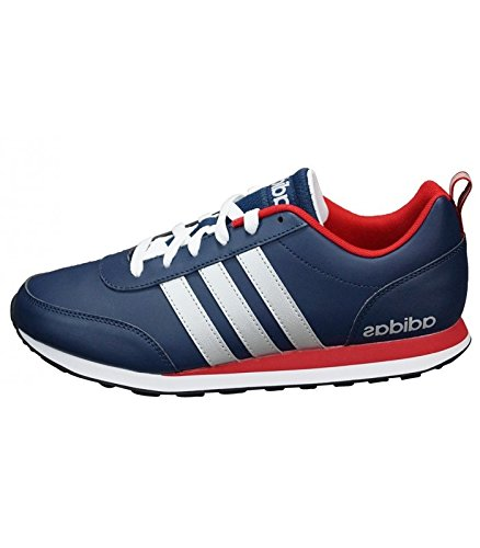 adidas Uomo V Run Vs scarpe sportive blu Size: 45 1/3