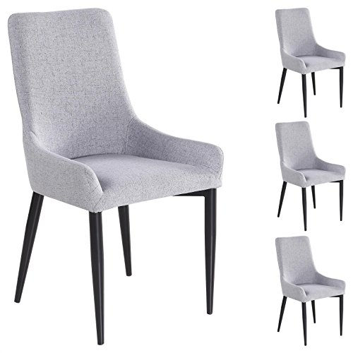 Kaufen 4er Set Esszimmerstuhl Küchenstuhl Stuhlgruppe Essstuhl Stuhl
