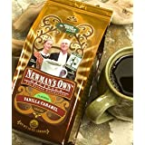 Newmans Own Organics Organic Coffee Vanilla Caramel 10 oz Ground  Pack of 2