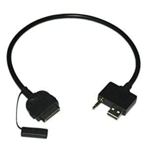 Amazon.com: USB & 3.5mm AUX iPod iPhone iPad Cable for