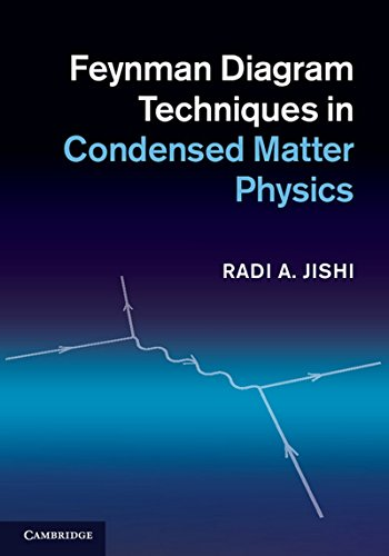 Feynman Diagram Techniques In Condensed Matter Physics By