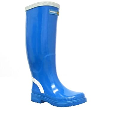 Havaianas Blue/Turquoise Wellies Wellington Boots Size 3-8
