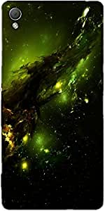 Snoogg Abstract Space Case Cover For Sony Xperia Z3