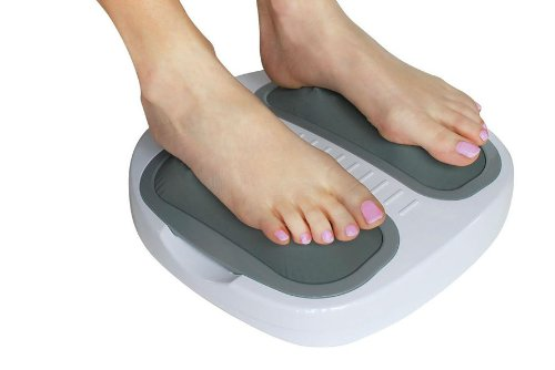 Liteaid La-175 Acupressure Heated Foot Massager