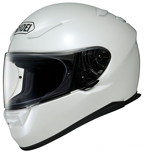 SHOEI XR-1100 CRYSTAL WHITE Integralhelm weiß Gr. M von BikerWorld
