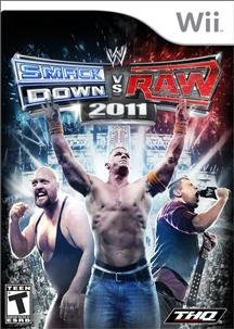 Thq Wwe Smackdown Vs. Raw 2011 Sports Vg Wii Platform Best-In-Class Creation Tools